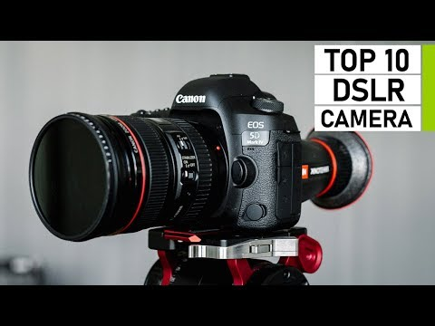 Top 10 Best DSLR Cameras To Buy In 2020 | Canon Or Nikon