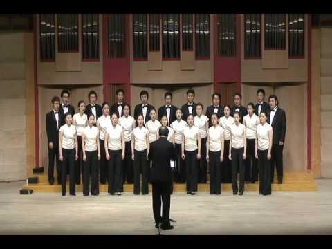 20th  Century Choral Music  20세기 현대합창