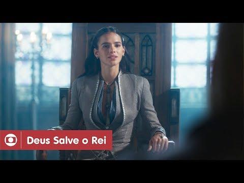 Deus Salve O Rei: capítulo 47 da novela, sábado, 3 de março, na Globo