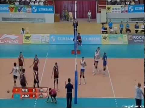 Vietnam vs Kazakhstan - VTV Cup 2013 D5