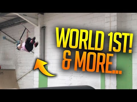 *WORLDS FIRSTS* With Jordan Clark And More!