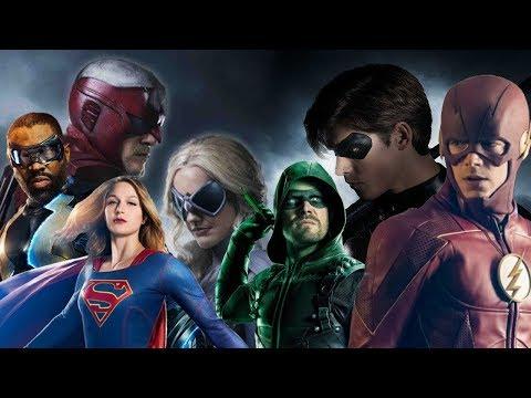 Titans TV Show Doom Patrol Confirmed | DC TV & Arrowverse Fatigue | Spectacular Spoiler Show