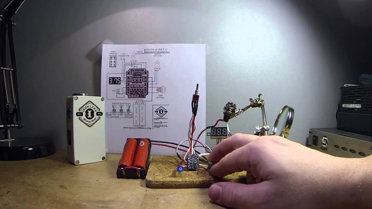 small resolution of okr breakout board testing