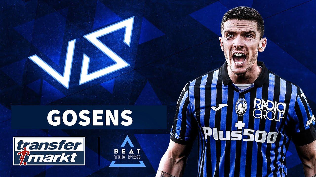 Download BEAT THE PRO - Robin GOSENS vs. Transfermarkt (Quiz & Interview)