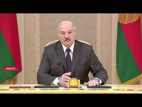 Лукашенко: Кто-то говорит, мол, Россия кормит Беларусь