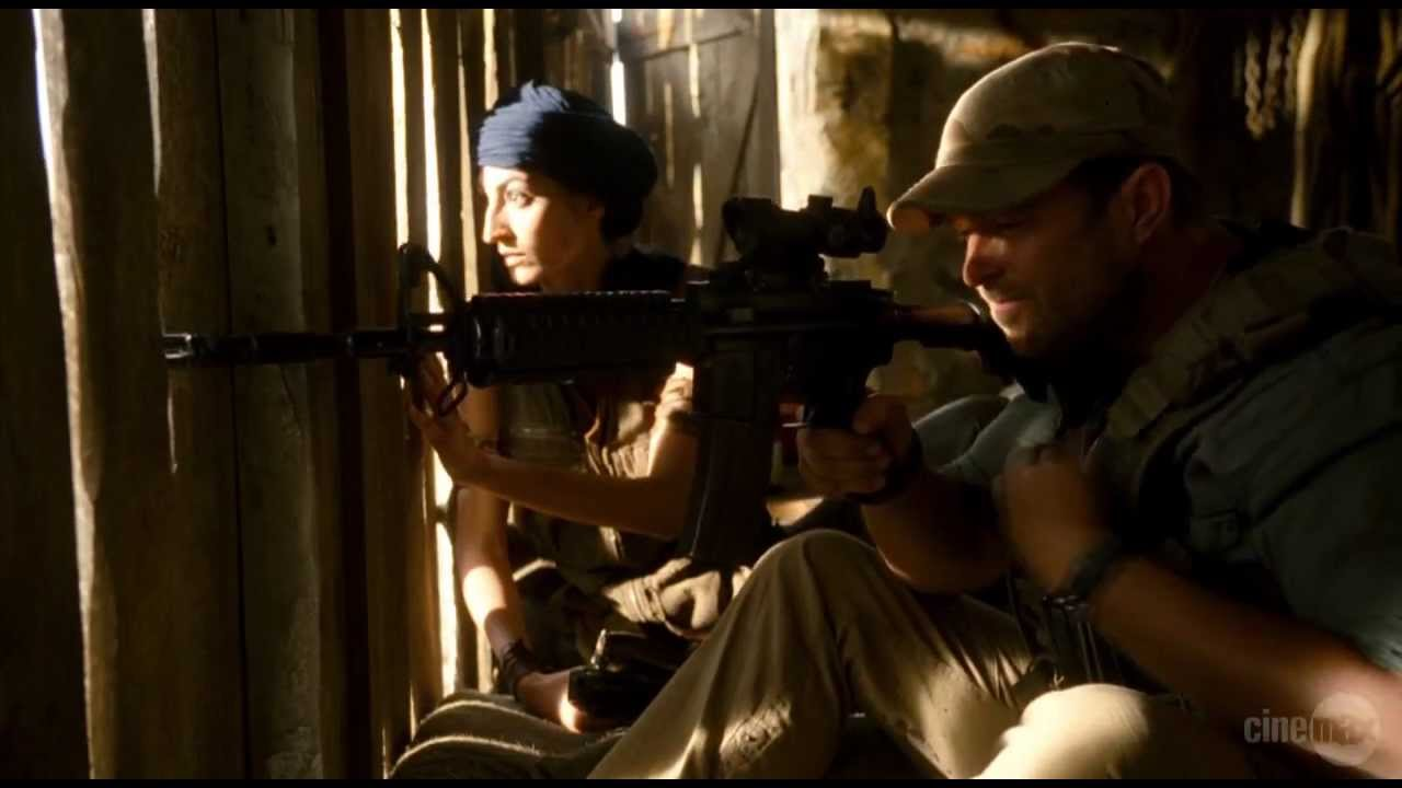 Download Strike Back Season 2: Episode 4 Clip - Stonebridge and El Soldat Negotiate