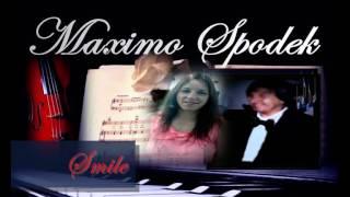 MAXIMO SPODEK, SMILE, MELODIAS INSTRUMENTALES ROMANTICAS EN RITMO DE BOSSA NOVA