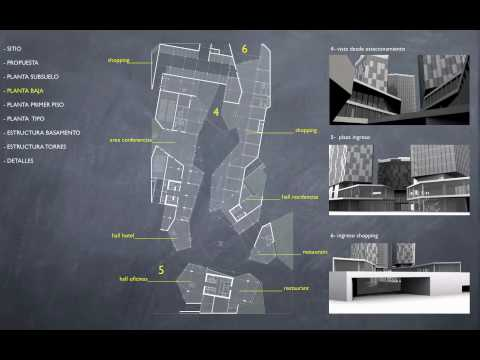 Presentacion youtube for Tesis de arquitectura ejemplos