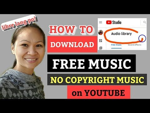How To Download Free Music On Youtube No Copyright Music On Youtube Filipina German Life Youtube