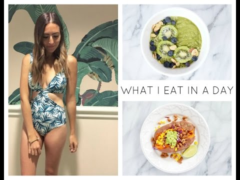 WHAT I EAT IN A DAY Food Blogger Quick Go To Meals