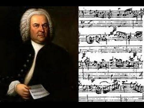 Menuett von J.S. Bach