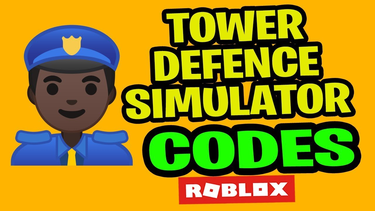 ALL NEW CODES FOR TOWER DEFENSE SIMULATOR 2019 | ROBLOX