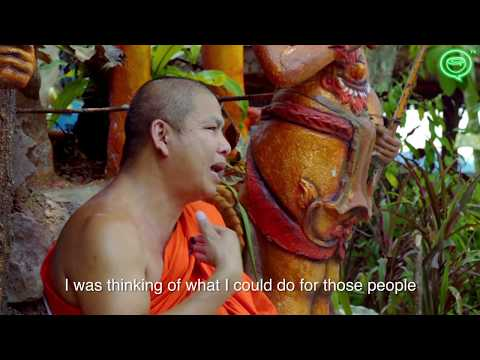 Hell's Garden | Chiang Mai monk creates most disturbing depiction of Naraka | Coconuts TV