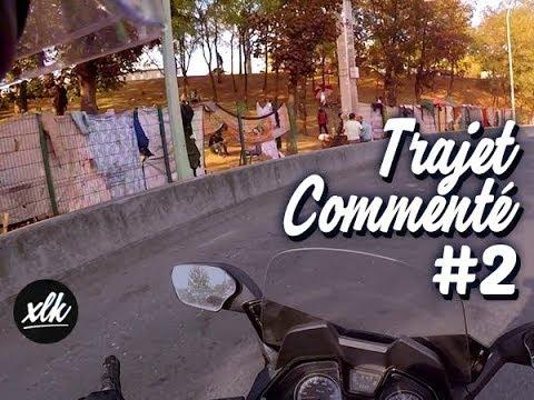 """Trajet Commenté #2 : la """"Colline du Crack"""" - Axelek"""