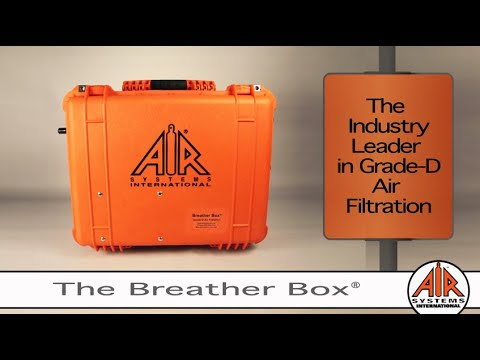 The Breather Box® & Fixed Filtration Systems