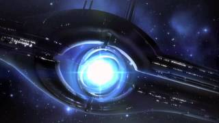 Bioware Logo & EA Logo HD - Mass Effect 2 (1080p)