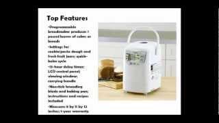 Zojirushi BB-HAC10 Bread Machine Review - Don