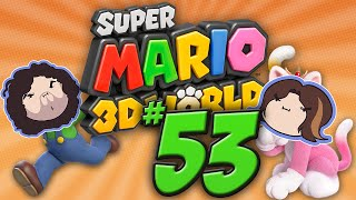 Super Mario 3D World: Sprung - PART 53 - Game Grumps
