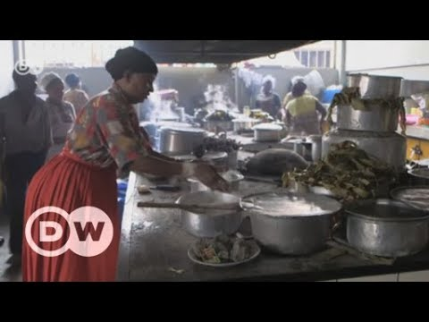 Uganda: Clean cooking with lava rocks | DW English