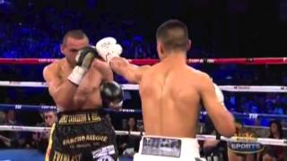 Garcia vs Salido 4 knockdowns in 3 rounds