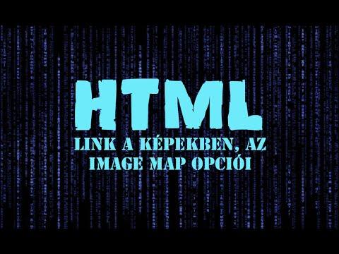 HTML - #tag-elés Képeken, Avagy Az Image Map Használata HTML-ben