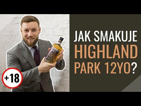 Jak smakuje Highland Park 12yo? Single malt whisky dla początkujących