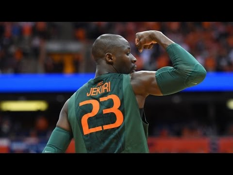 Miami Hurricanes Basketball 2014-15 Highlights
