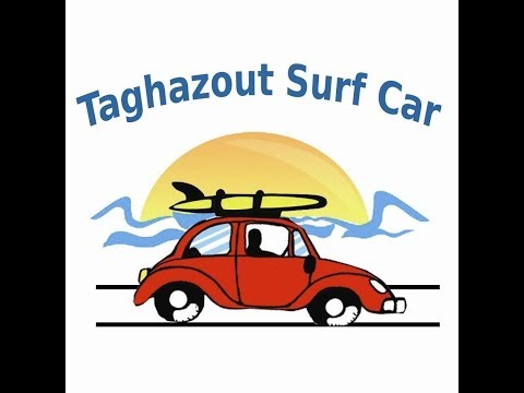 BEST CAR WITH BEST SURF IN MOROCCO