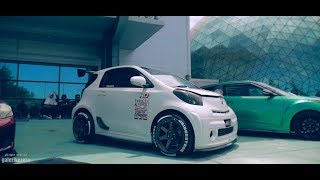 Toyota iQ Collection and the iQ for Sports Videos