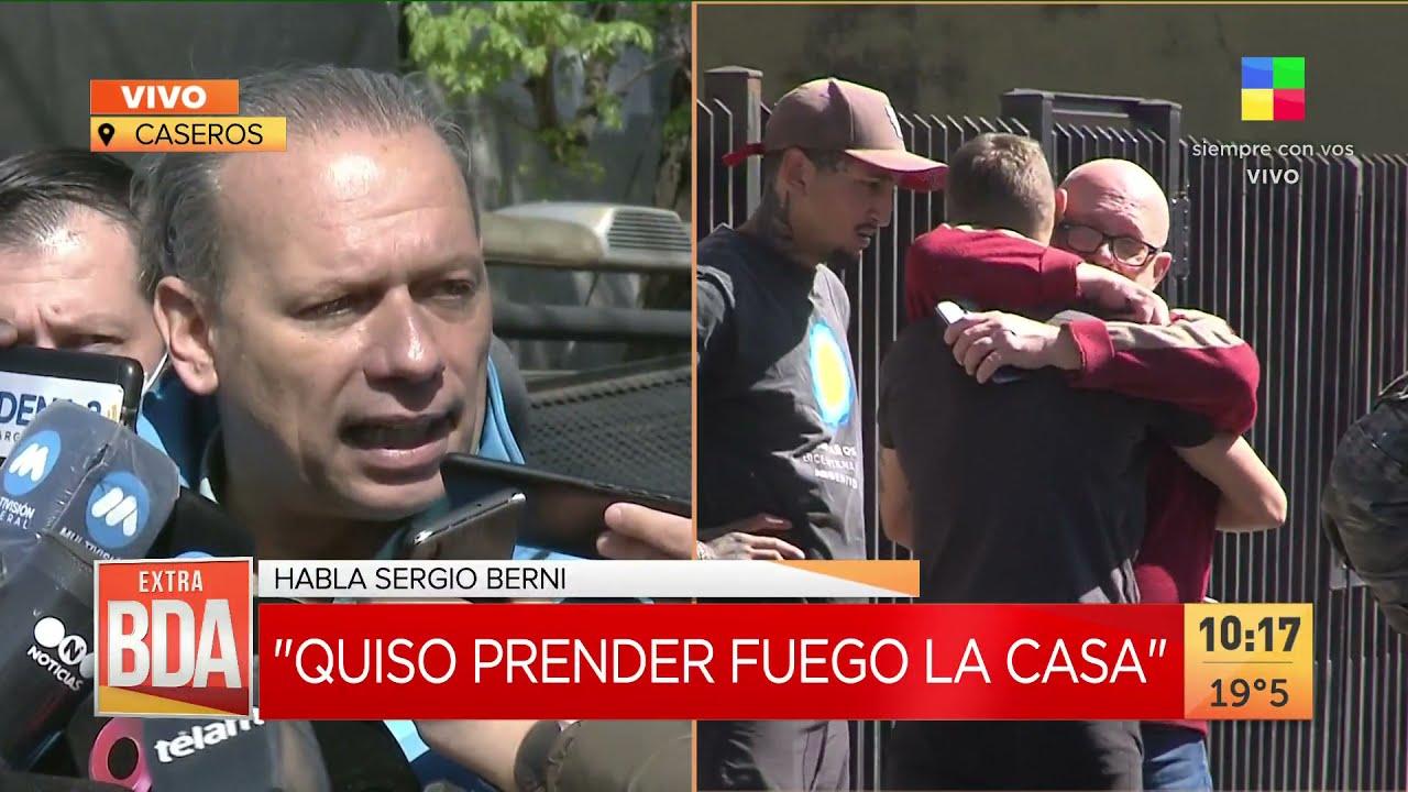 Download 🔴 Caseros: murieron el agresor y el rehén