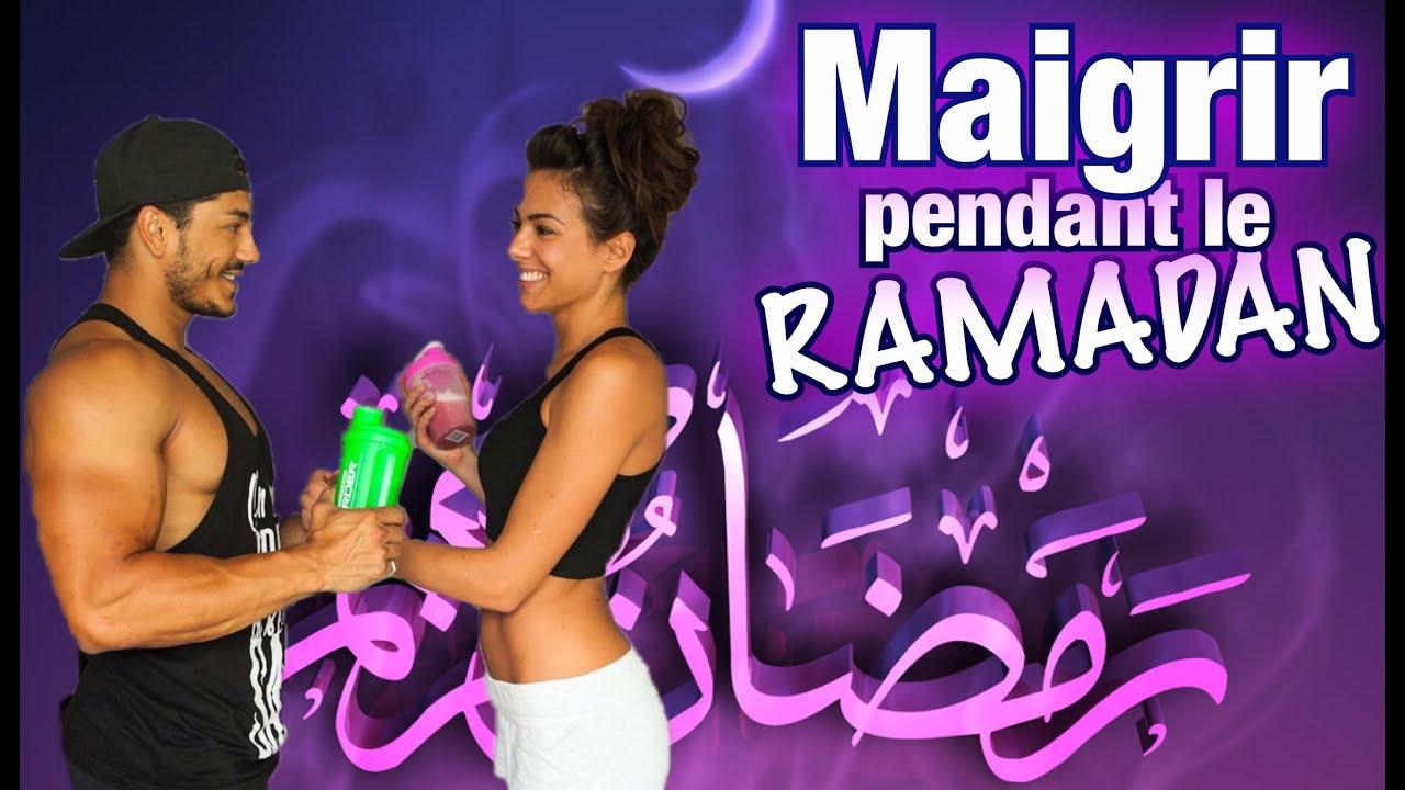Comment maigrir pendant le ramadan : jeûne et perte de poids