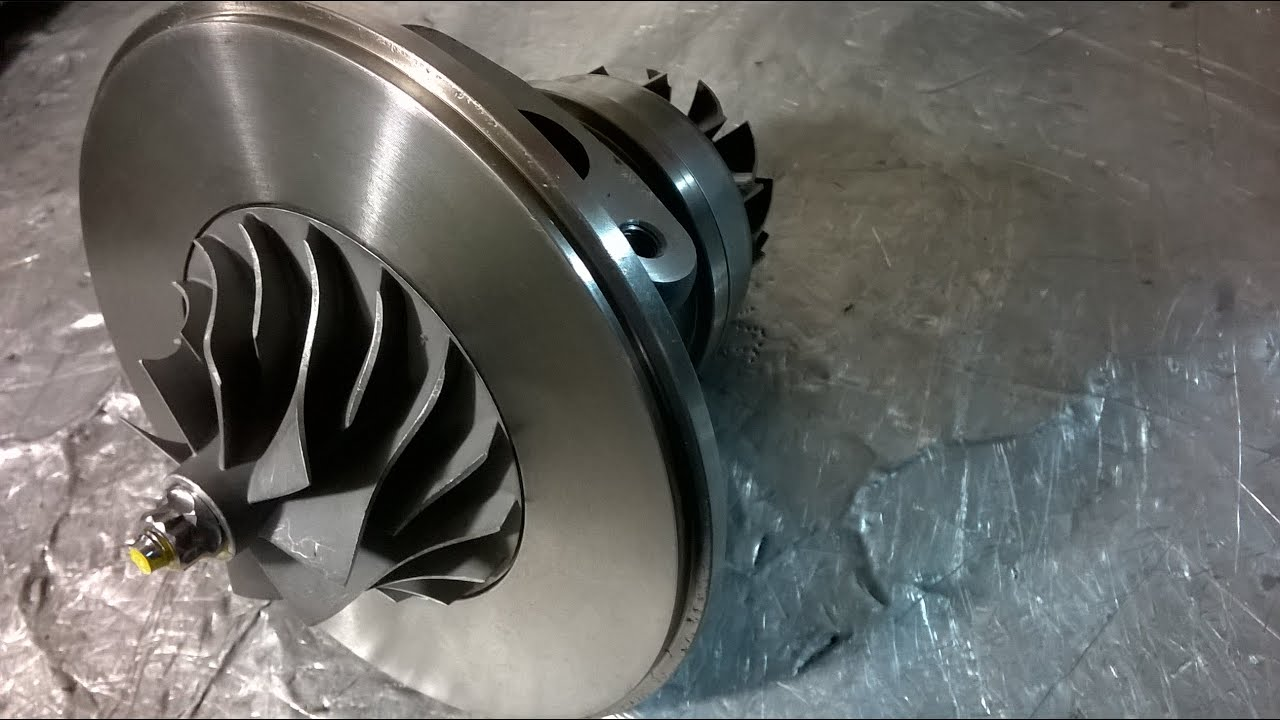 HOW TO REPAIR HOLSET TURBO