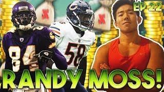 RANDY MOSS! NO MONEY SPENT EP.22! Madden 19 Ultimate Team