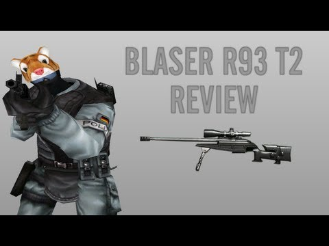 Blaser R93 T2 Review