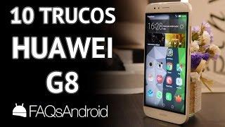 10 trucos para el Huawei G8