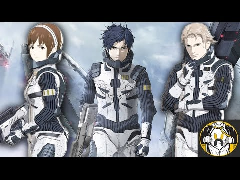 Godzilla Monster Planet Anime - All Characters Revealed