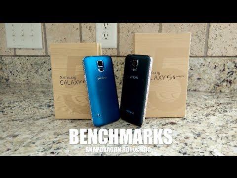 Benchmarks: Snapdragon 801 vs 805 (Adreno 420 vs 330)
