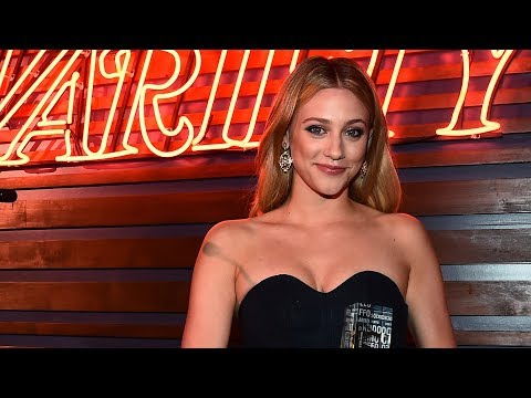 Lili Reinhart's H&M Conscious Award Speech at Variety's Power of Young Hollywood