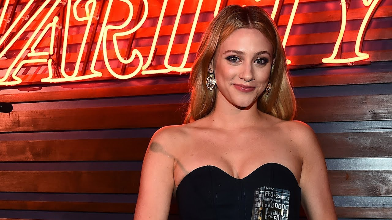 Download Lili Reinhart's H&M Conscious Award Speech at Variety's Power of Young Hollywood