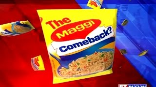 The Maggi Comeback  - Brand Maggi Still Held In High Regard?