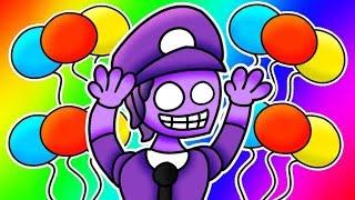Minecraft Fnaf - Purple Guys Surprise Party (Minecraft Roleplay)