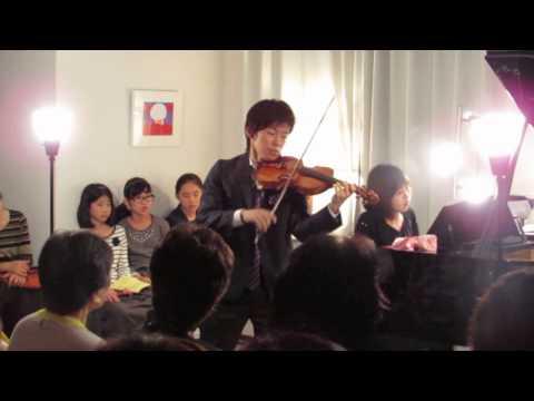 Monti Csardas チャールダッシュ violin三上亮