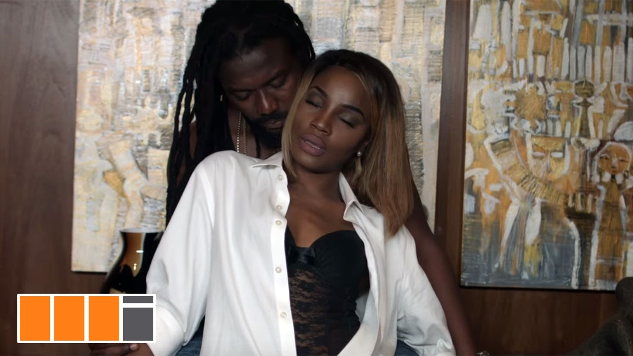 Download Samini - Turn Up ft. Seyi Shay (Official Video)