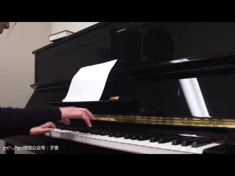 BAP - Wake Me Up - Piano cover