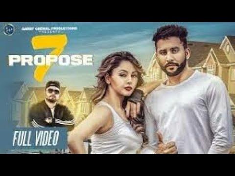 7 Purpose - Jindhu Bhullar(Official Video Song) | Deep Jandu |Latest Latest Punjabi Song 2017