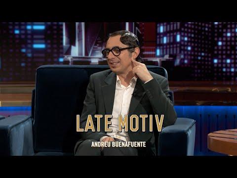 LATE MOTIV - Berto Romero. El embutido curándose y la magdalena sin papel   #LateMotiv852