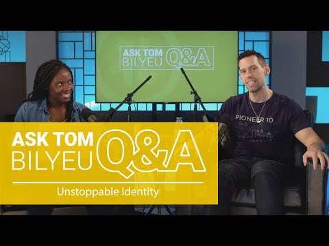 Q&A on the Attitude of Gratitude and Constructing an Unstoppable Identity