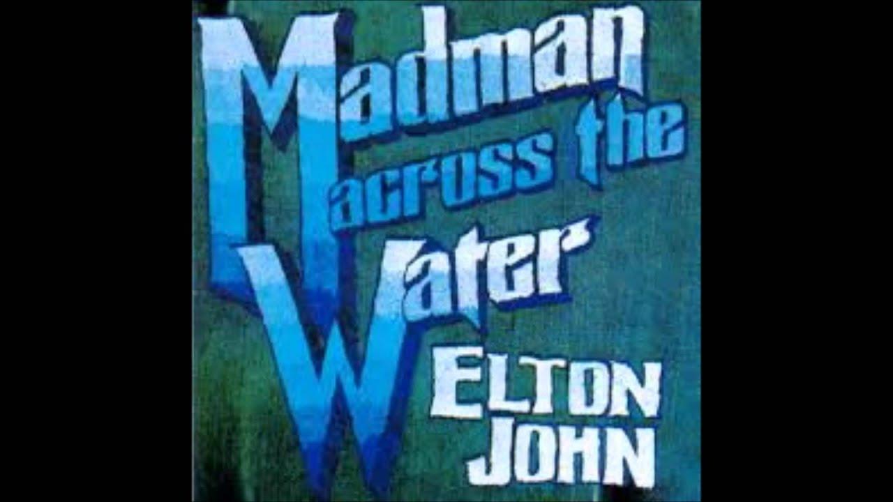 'Madman Across The Water': 'Tiny Dancer' And A Big Splash For Elton John