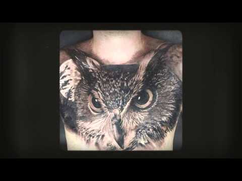 New Chest Tattoos for Men
