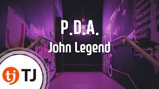 [TJ노래방] P.D.A. (We Just Don